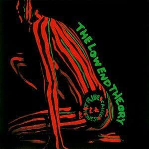 A Tribe Called Quest<br>The Low End Theory<br>CDS